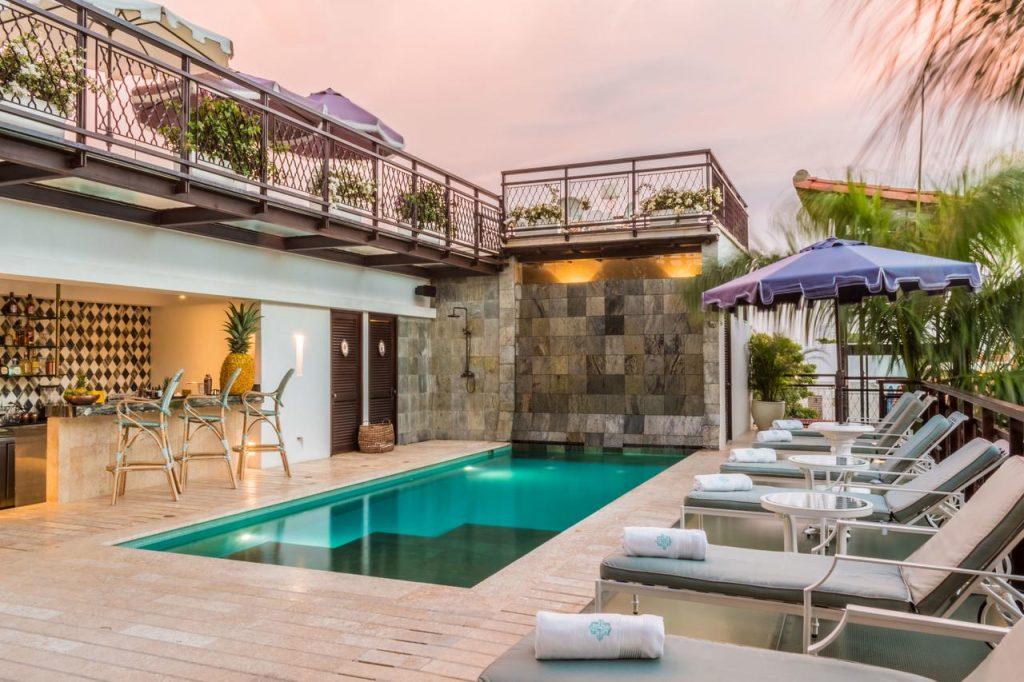 romantic hotels in cartagena 1