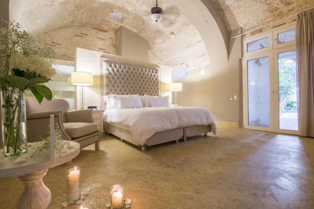 romantic hotels in Cartagena 7