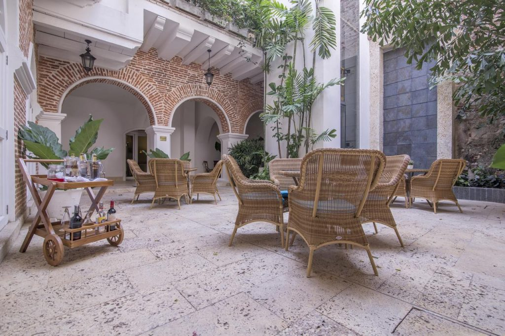 romantic hotels in Cartagena 8