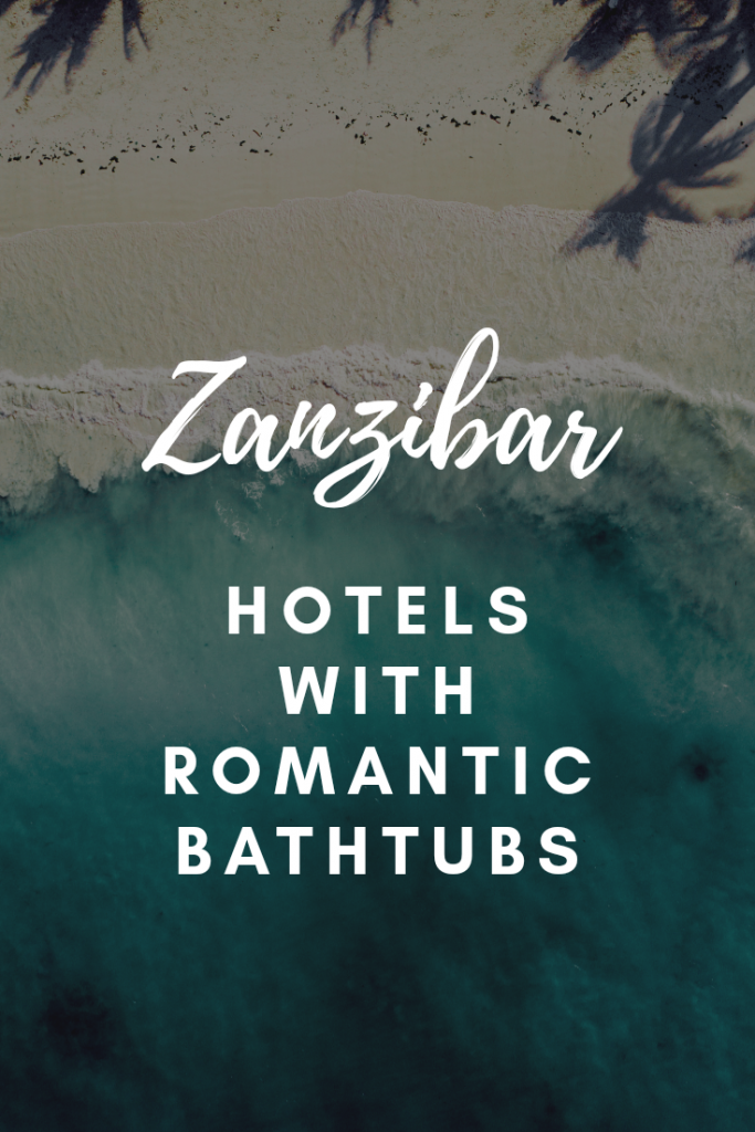 romantic bathtubs in zanzibar 15
