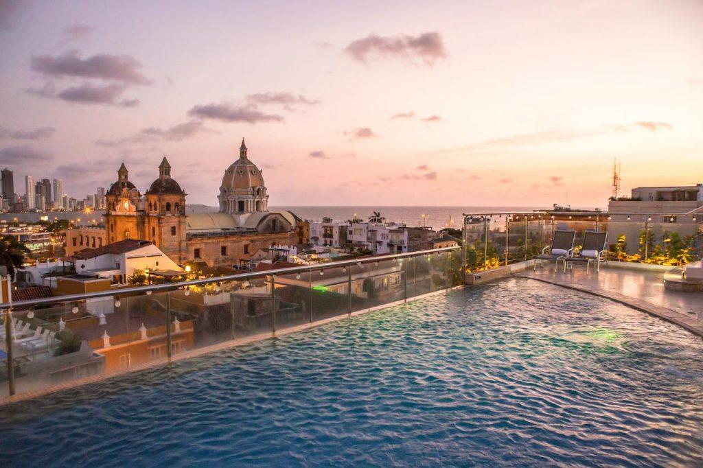 romantic hotels in Cartagena 5