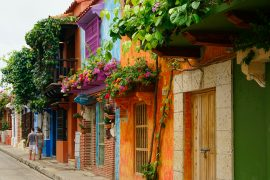 romantic hotels in cartagena