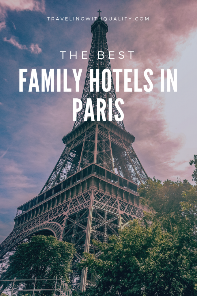 family hotels in paris 10