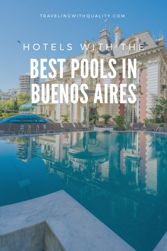 best pools in buenos aires