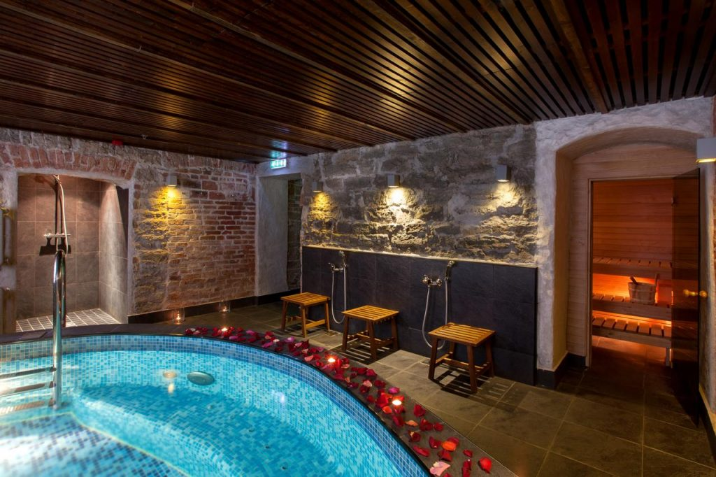 THE VON STACKELBERG HOTEL TALLINN relaxing hotels in tallinn