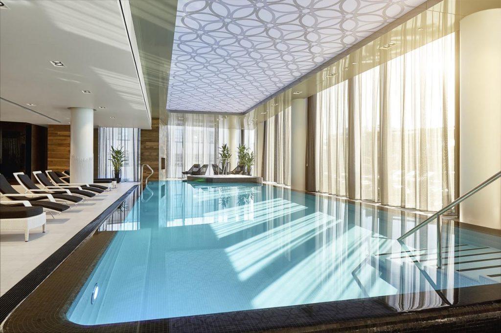 HILTON TALLINN PARK relaxing hotels in tallinn