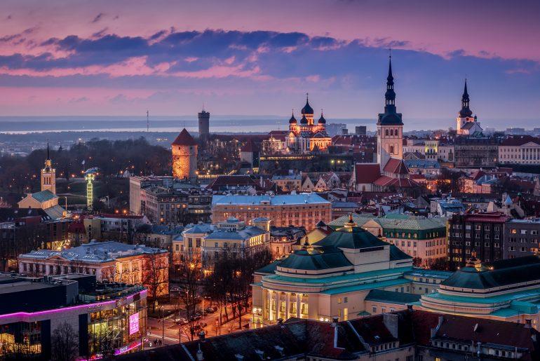 Relaxing Hotels in Tallinn