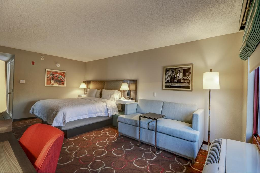 Hampton cheap hotels las vegas