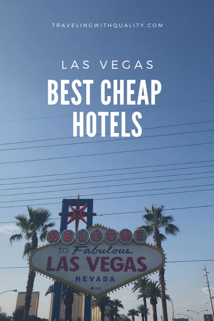 best cheap hotels in las vegas
