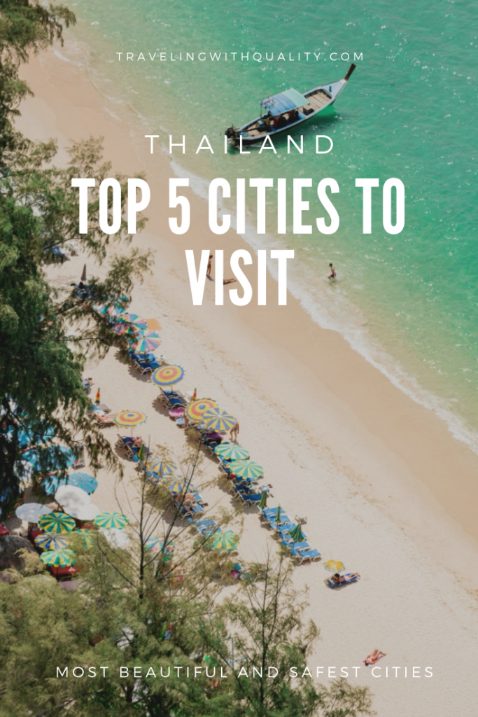 Cities to visit in Thailand