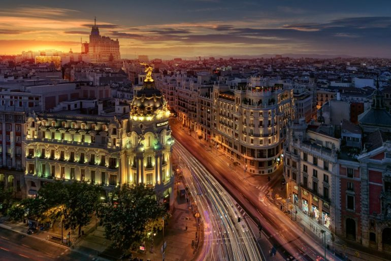 pet-friendly hotels madrid